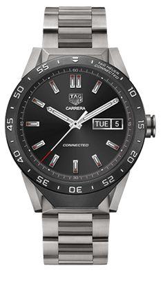 TAG Heuer Connected price - SAR8A80.BF0605 - Titanium Grade 2