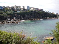 Gordon's Bay next to Coogee - where we used to go rock climbing