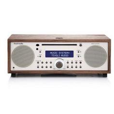 Micro-chaîne Tivoli Music System Plus Beige Noyer