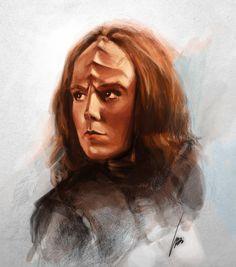 Klingon Warrior Women