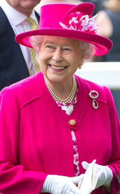 Queen Elizabeth from Royal Ascot 2015: Best, Worst & Craziest Hats