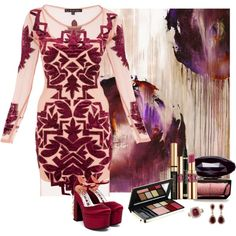 Fabulous66 by seaeagles on Polyvore featuring moda, Rochas, Effy Jewelry and Yves Saint Laurent