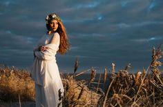 noni Bridal Tops | Spitzentop zum vintage Brautkleid (Foto: Sandra Hützen)