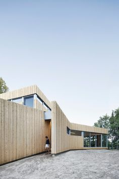 House on Lac Grenier,© Adrien Williams