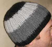 free knitting hat pattern