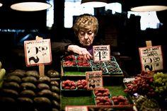 SEATTLE by flávio scorsato #photography #seattle #publicmarket