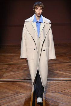 Wooyoungmi Fall 2018 Menswear Fashion Show Collection