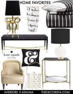 The new Kate Spade Home collection