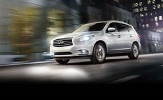 2013 Infiniti JX35 Crossover Photos  They couldn't come out with this a year earlier!  I miss my Infiniti.