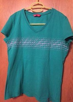 #Esprit #T-Shirt #Shirt #Damen #grün #Mode #Kleiderkreisel http://www.kleiderkreisel.de/damenmode/t-shirts/139680283-grunes-t-shirt-von-esprit