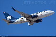 Boeing 737-752 XA-GMV 35118 Las Vegas McCarran Int'l Airport - KLAS