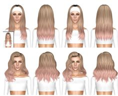Ade Darma Iggy and Alesso Omen hairstyles retextured by July Kapo for Sims 3 - Sims Hairs - http://simshairs.com/ade-darma-iggy-and-alesso-omen-hairstyles-retextured-by-july-kapo/