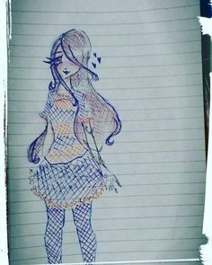 Got bored at school ended up drawing