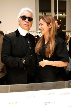 Karl Lagerfeld Photos: Repossi for Colette at Colette in Paris
