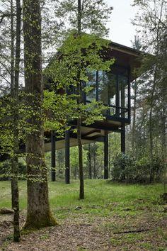 Highlands House // Kundig