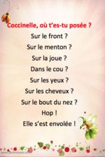 Comptines pour le printemps French Teacher, Teaching French, What Is Parenting, Parenting Ideas, Nanny Activities, Childcare Activities, French Poems, French Nursery, Birthday Charts