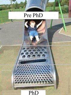 This made me laugh & laugh #phd