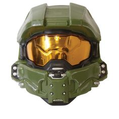 Halloween Costume Accessories, Halloween Costumes, Nerf Snipers, Master Chief Petty Officer, John 117, Chiefs Game, Naval Special Warfare, Michael Myers Mask, Halo Master Chief