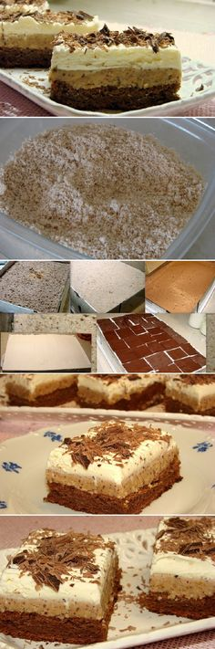 Chestnut – Rum Cake Quick and easy, amazingly rich and tasty Cake made with Chestnuts and Rum. Best Dessert Recipes, Easy Desserts, Delicious Desserts, Cake Recipes, Yummy Treats, Sweet Treats, Tooth Cake, Rum Cake, Cupcake Cakes