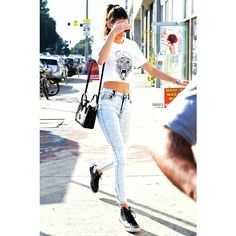 Kendall jenner outfit. #OOTD Kendall Jenner ️ found on Polyvore
