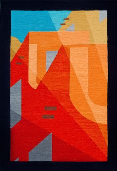 Rebecca Mezoff, Tapestry Artist: Mary Cost, tapestry artist opening at the Contemporary Tapestry Gallery