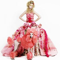 the pink doodles and poodles