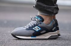 "New Balance CM1600 Sonic ""Navy & Grey"""