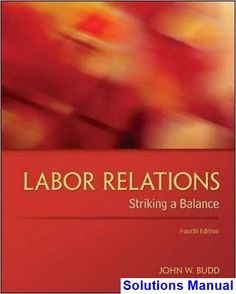 Framework for marketing management 6th edition marketing labor relations striking a balance 4th edition budd solutions manual test bank solutions manual fandeluxe Image collections