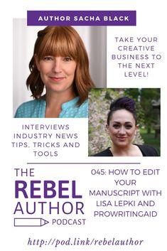 Rebel Author Podcast