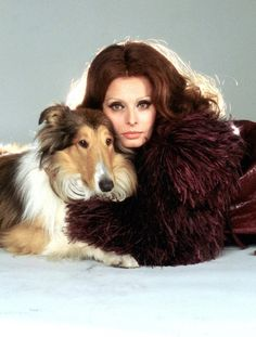 Sophia Loren - 1970's... Re-pinned by StoneArtUSA.com ~ affordable custom pet memorials since 2001