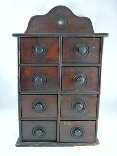 Antique drawer