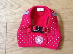 Soft Padded Step In Dog Harness