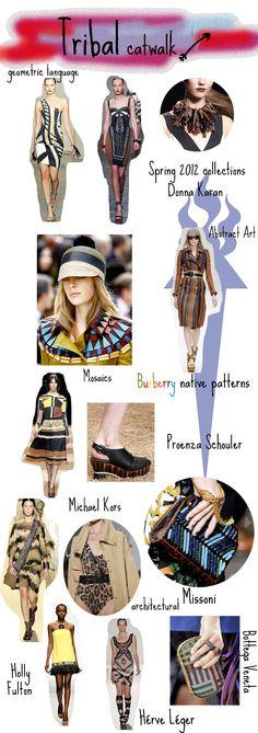 #tribal, #fashion, http://www.ohmydior.org/2012/03/tribal-trend-reloaded.html