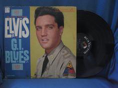 RARE Vintage Elvis Presley  G.I. Blues Original by sweetleafvinyl, $9.99