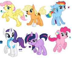 Pony Dog refs by Zoiby.deviantart.com on @DeviantArt