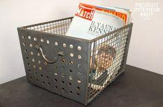 Wire -mesh basket