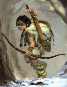 wild dwarf archer                                                                                                                                                                                 More