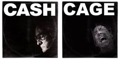 Johnny Cash American Recordings / Wicker Man Nicolas Cage Vinyl Record Album Mash Up Parody Art Print #mashup #photoshop #parody  #johnnycash #albumcover #album #cover #lp #record #vinyl #scifi #nerd #music #movie #geek #etsy #horror #halloween #funny #nicolascage #niccage #wickerman #thebees #bees #cage #thewickerman