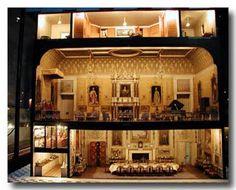 Edwardian Doll House