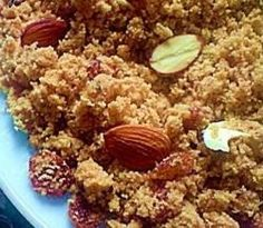 Recipe: Panjiri by Chef Maida Rahat Ali Summary: Panjiri is a traditional Pakistani snack that is full of nutritions and energetic. Mostly women in Pakistan eat Panjiri for back pain or after child birth. Ingredients 200 gm Semolina (suji) 180 gm Sugar Desi Ghee as needed 1/2 cup Makhanay 200 gm Gond 1/2 cup Almond ...