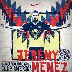 Jérémy Ménez • Club América