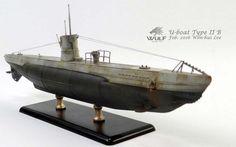 1/144 U-boat Type II B (Revell)