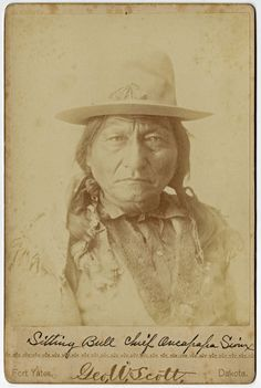 Sitting Bull: Hunkpapa Sioux (Lakota) Chieftain and Warrior