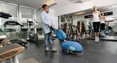Your customers expect a clean and healthy space in which to exercise. That's why your cleaning service provider has to accommodate…