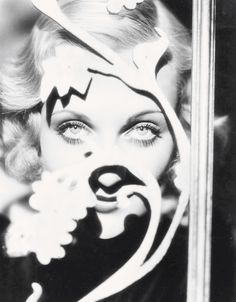 Carole Lombard photographed by Otto Dyar, 1930s