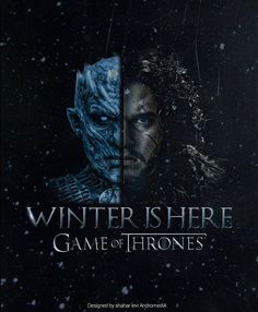 Game Of Thrones season Winter is coming, Jon Snow and White walker Jon Snow, Valar Dohaeris, Valar Morghulis, Khal Drogo, Kit Harington, Daenerys Targaryen, Khaleesi, Game Of Thrones Merchandise, Frank Underwood