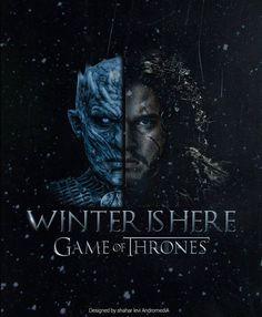 Winter is here #got