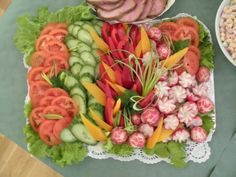 Latvia. Paradise for Gourments. Latvian food is delicious.  Ethan is going to love all these vegetables!