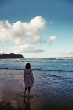 Cathedral Cove in 35mm film - Backpacking Vlog