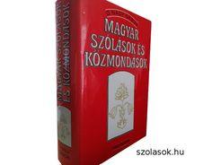 O. Nagy Gábor: Magyar szólások és közmondások Drinks, Drinking, Beverages, Drink, Beverage